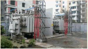 33/11 kV GIS Substation